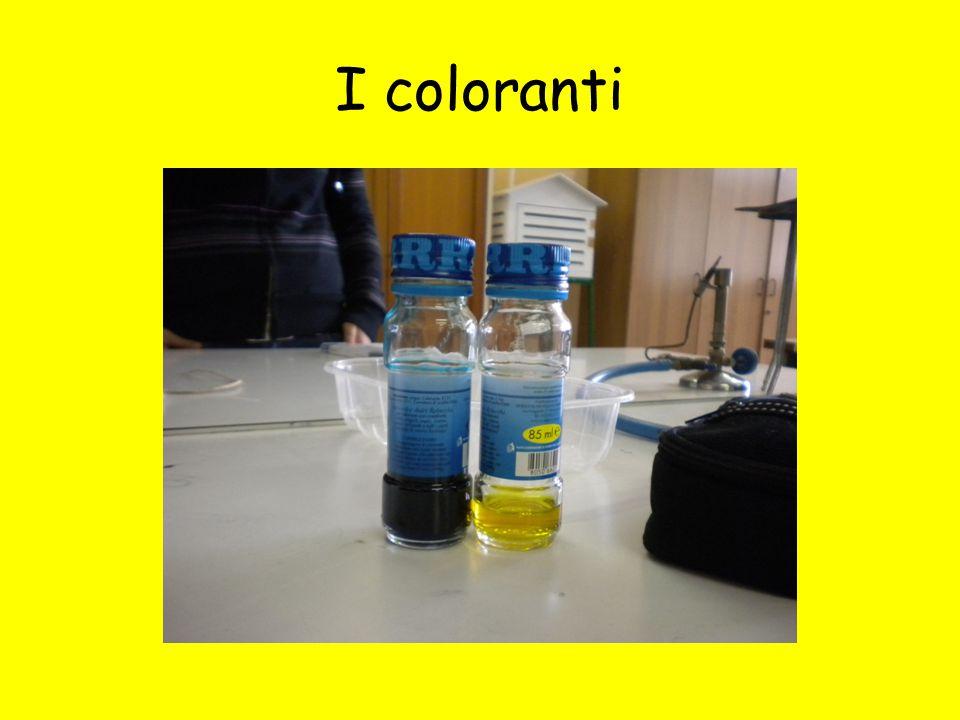I coloranti