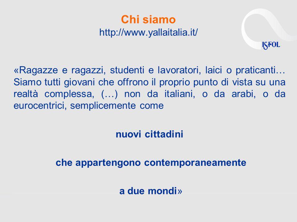 Chi siamo http://www.yallaitalia.it/