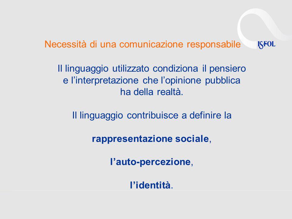 Necessità di una comunicazione responsabile