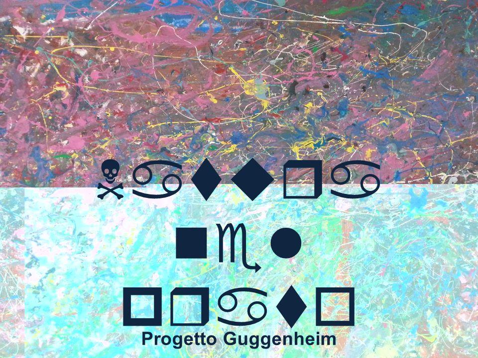 Natura nel prato Progetto Guggenheim
