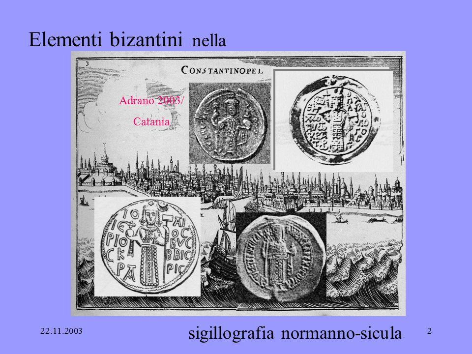 sigillografia normanno-sicula