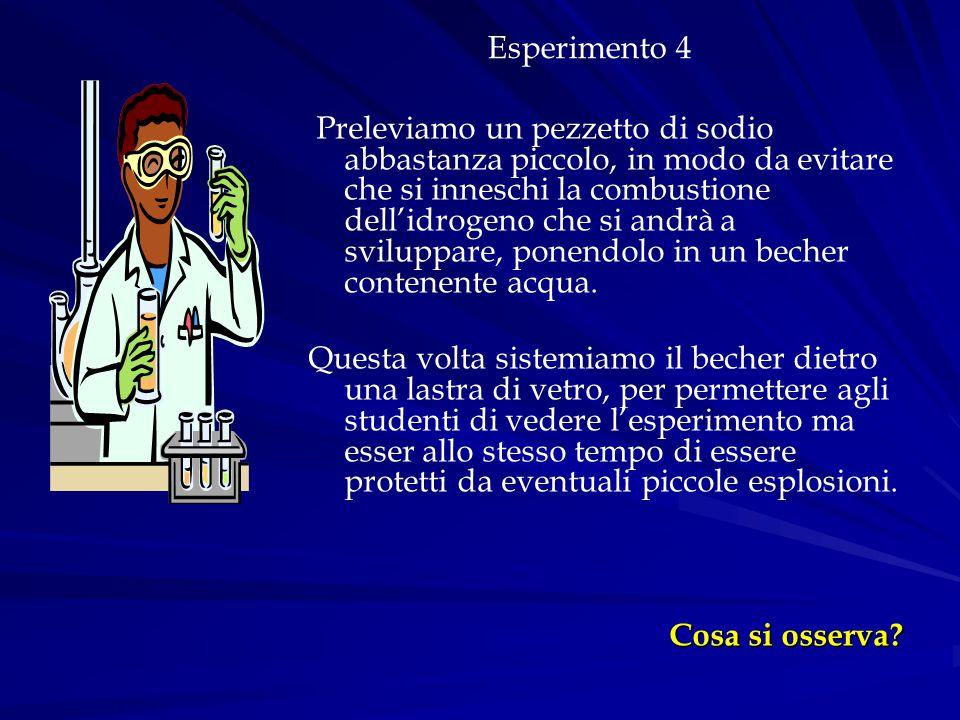 Esperimento 4
