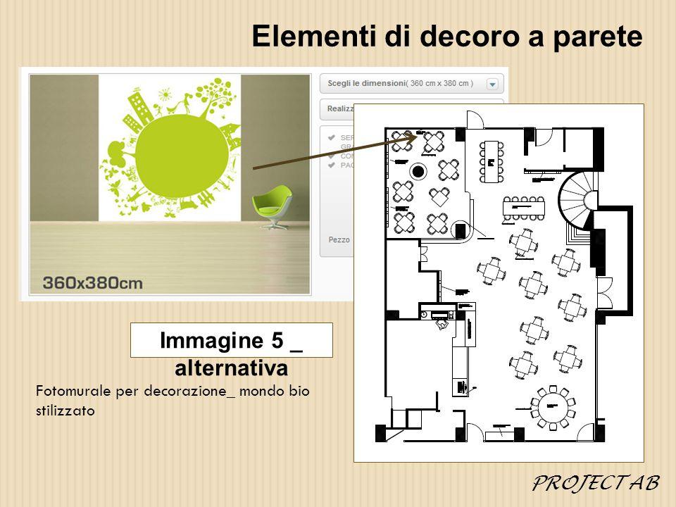 Elementi di decoro a parete Immagine 5 _ alternativa