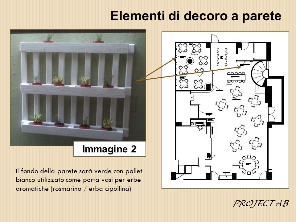 Elementi di decoro a parete