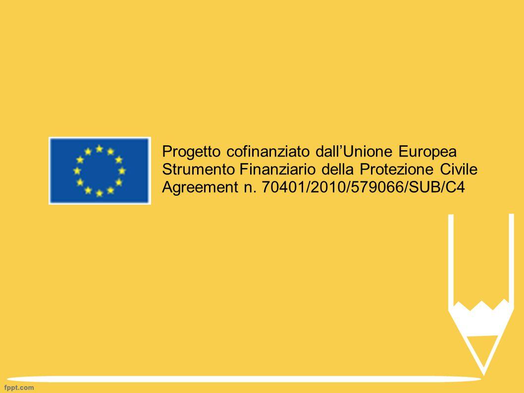 Progetto cofinanziato dall'Unione Europea
