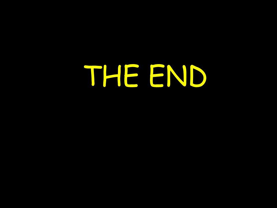 THE END THE END Avete visto IL SECONDO PRINCIPIO DELLA TERMODINAMICA