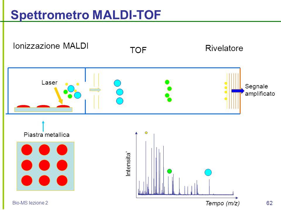Spettrometro MALDI-TOF