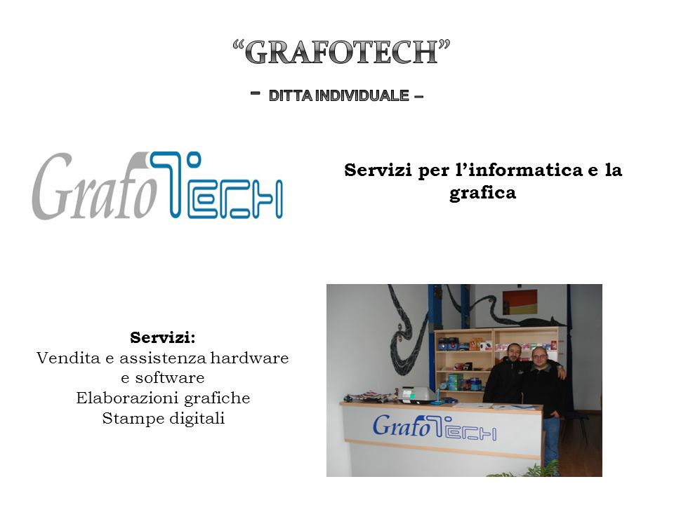 Grafotech - Ditta individuale –