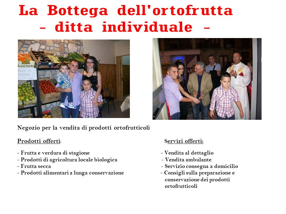 La Bottega dell ortofrutta