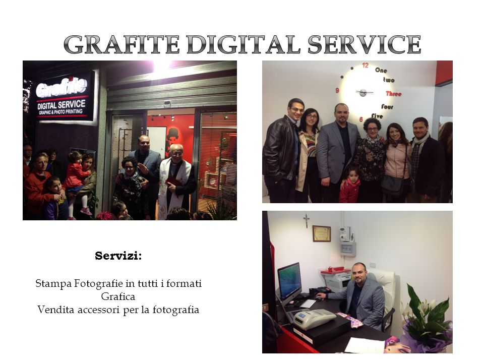 Grafite Digital service