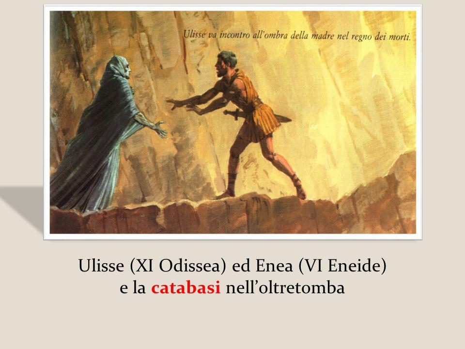 Ulisse (XI Odissea) ed Enea (VI Eneide) e la catabasi nell'oltretomba