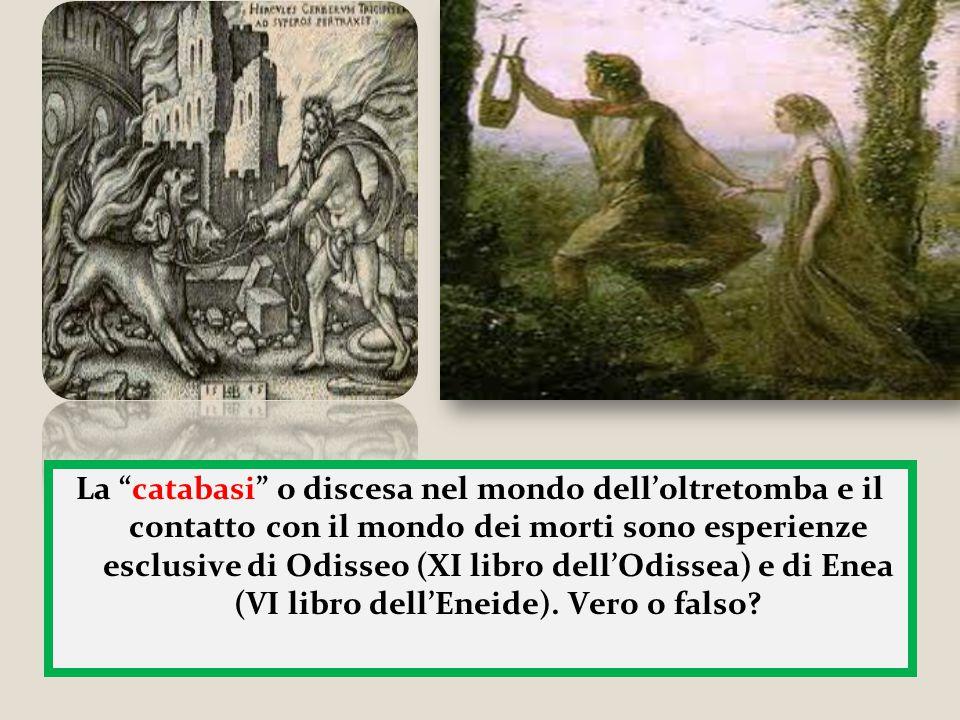 È un archetipo che ritorna in miti e leggende mediterranee e orientali
