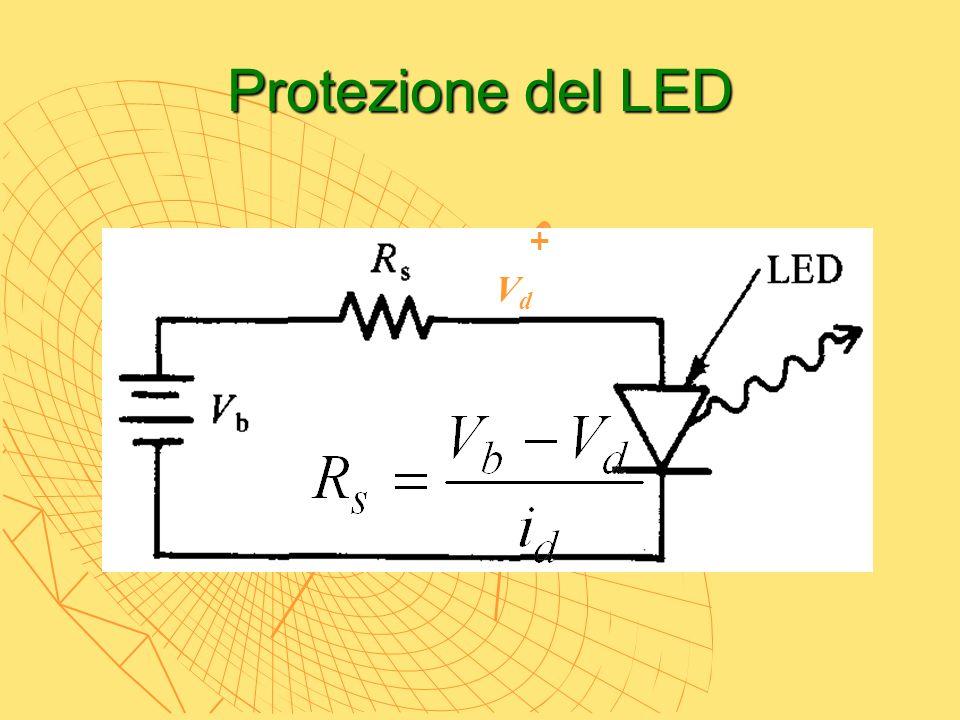 Protezione del LED + Vd