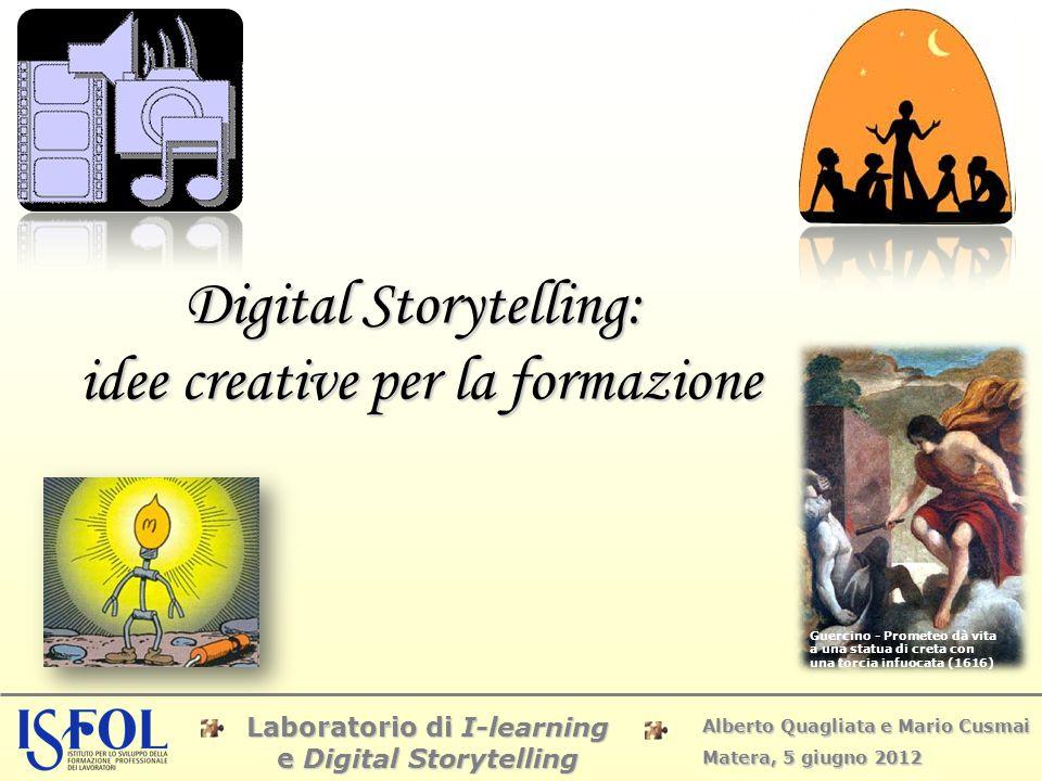Digital Storytelling: idee creative per la formazione