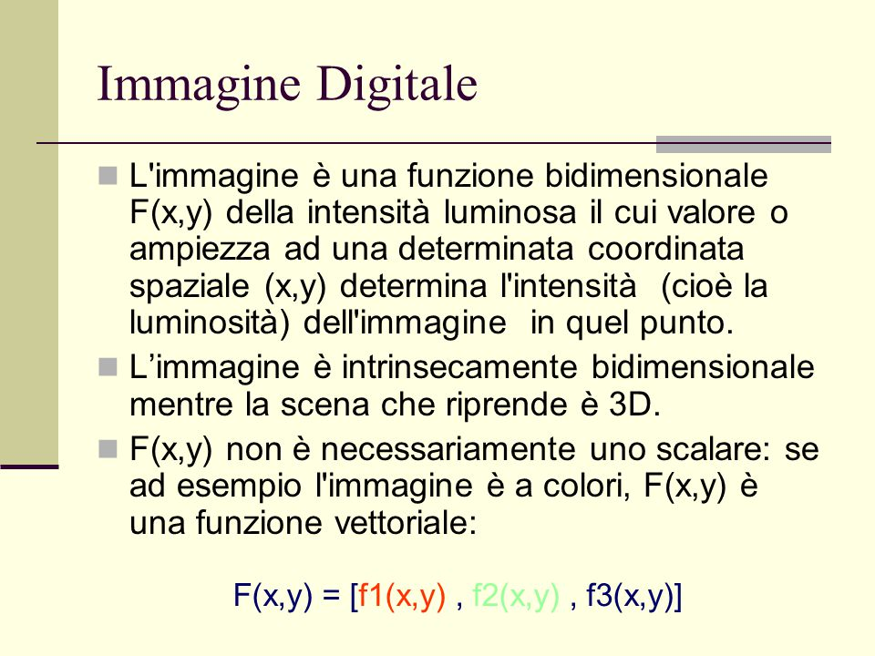 Immagine Digitale