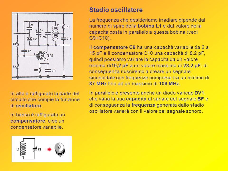Stadio oscillatore