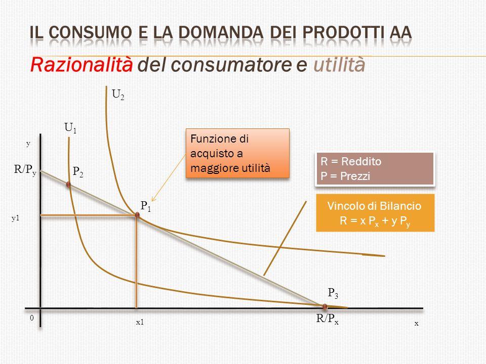 Il Consumo e la Domanda dei prodotti AA