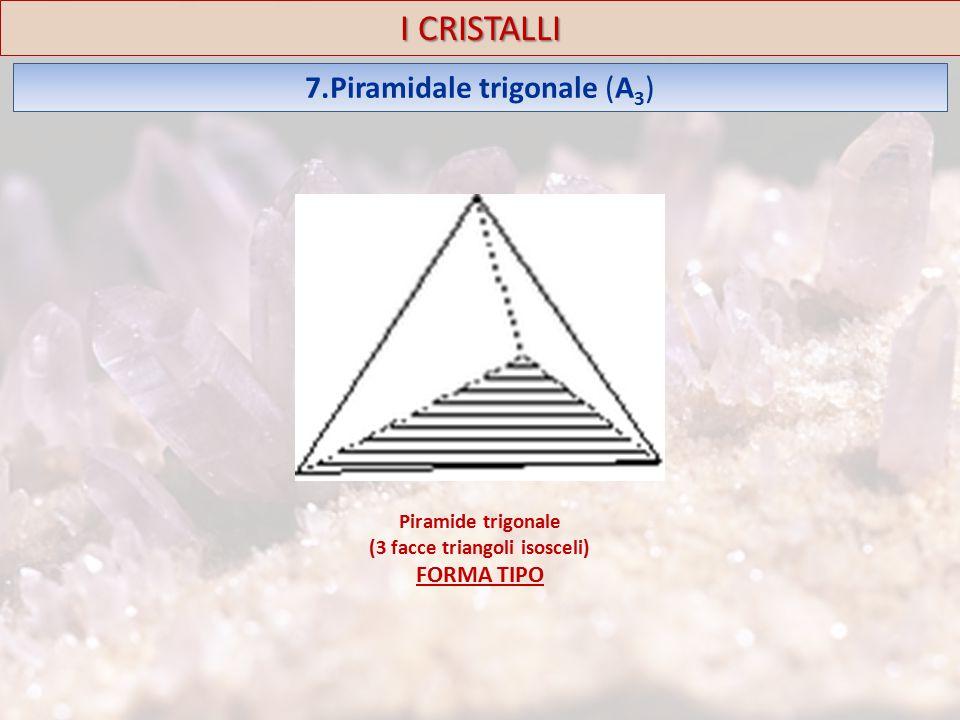 (3 facce triangoli isosceli)