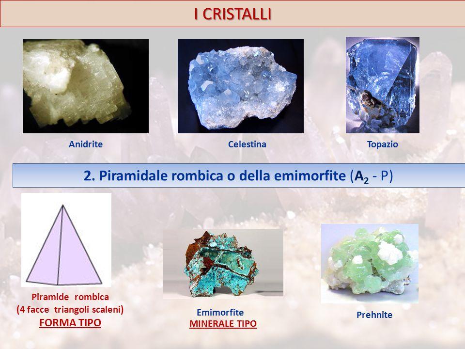 (4 facce triangoli scaleni)