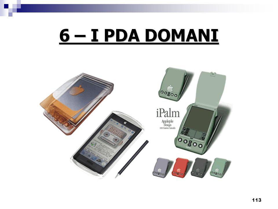 6 – I PDA DOMANI