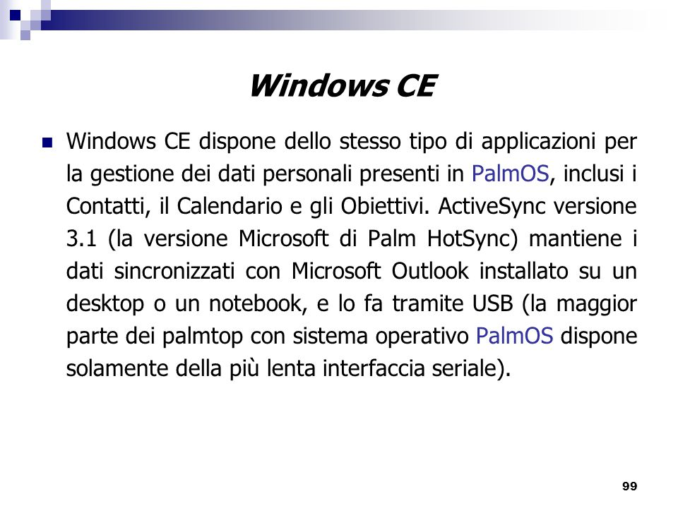 Windows CE