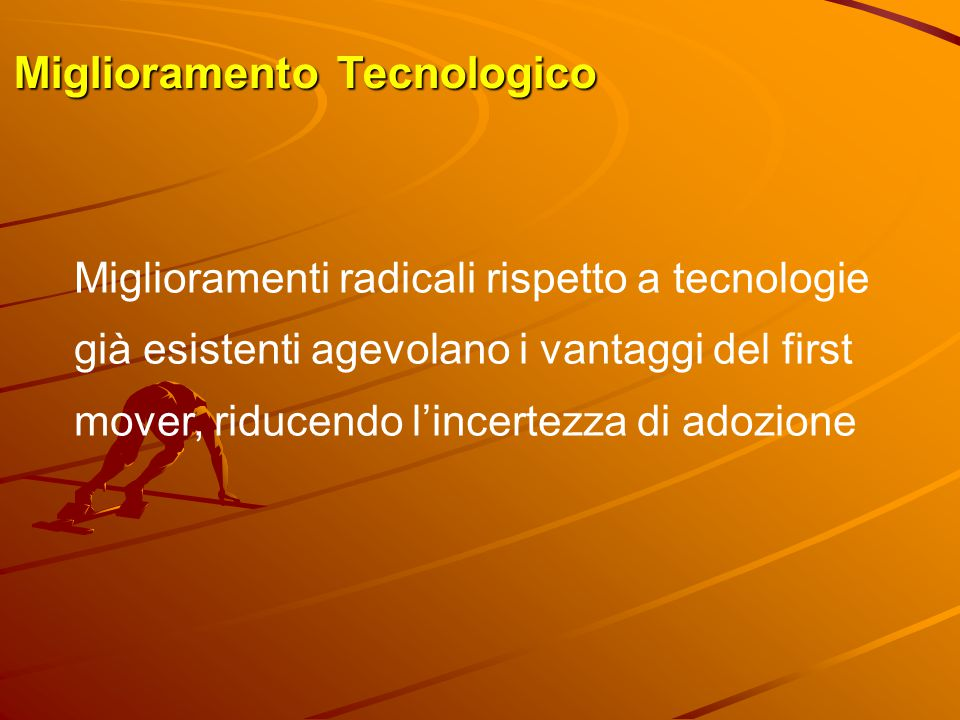 Miglioramento Tecnologico
