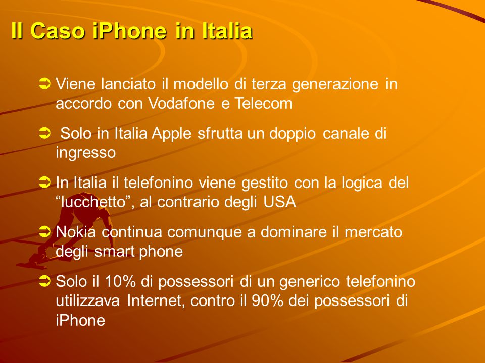 Il Caso iPhone in Italia