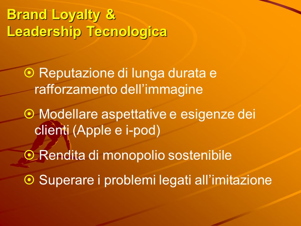 Brand Loyalty & Leadership Tecnologica