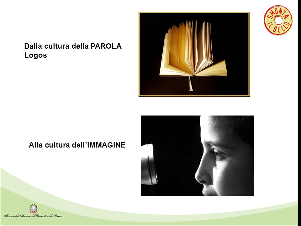 Dalla cultura della PAROLA