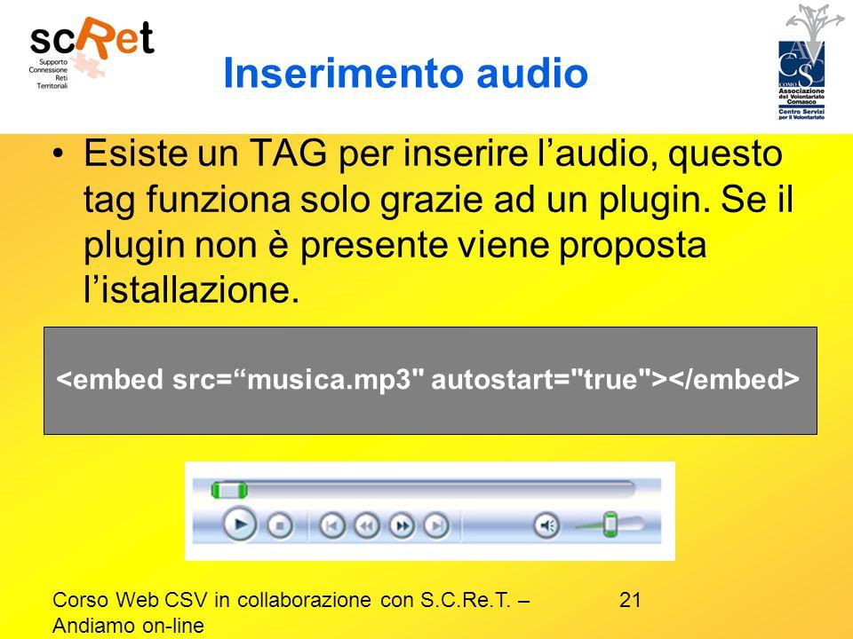 <embed src= musica.mp3 autostart= true ></embed>
