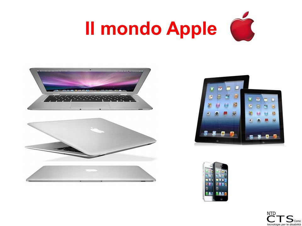 Il mondo Apple