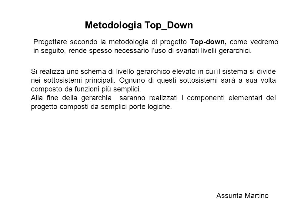 Metodologia Top_Down