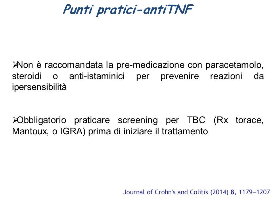 Punti pratici-antiTNF