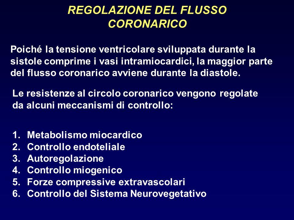 REGOLAZIONE DEL FLUSSO