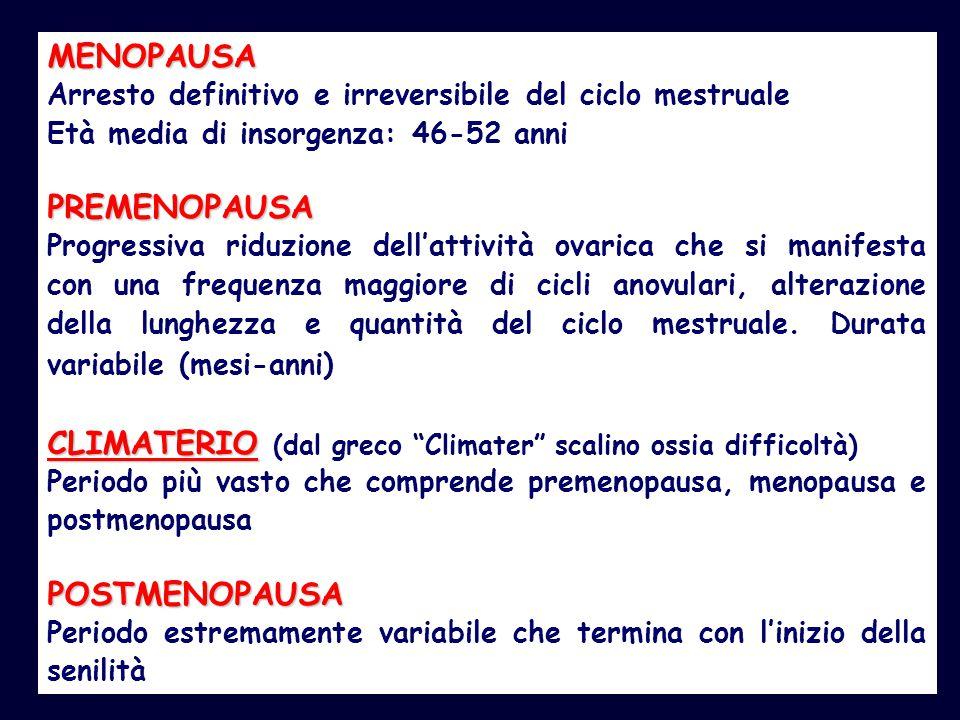 CLIMATERIO (dal greco Climater scalino ossia difficoltà)