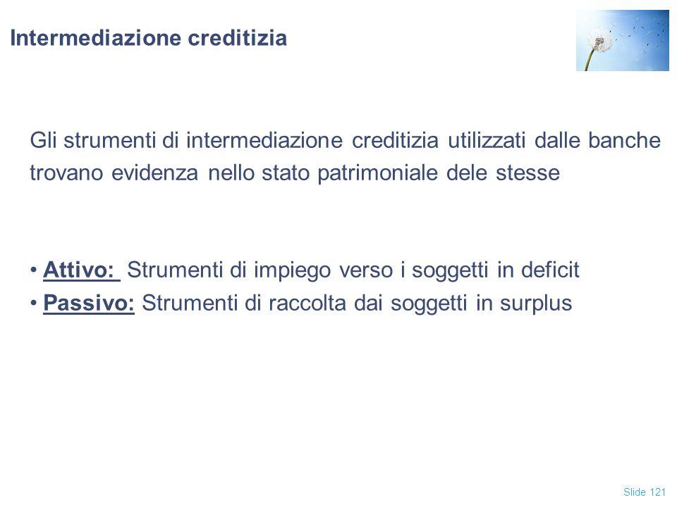 Intermediazione creditizia