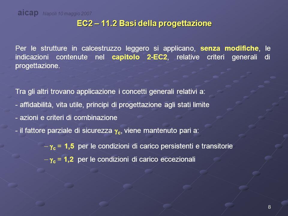 EC2 – 11.2 Basi della progettazione