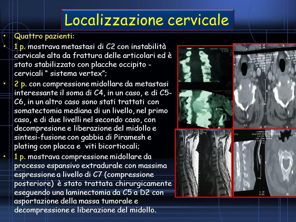Localizzazione cervicale