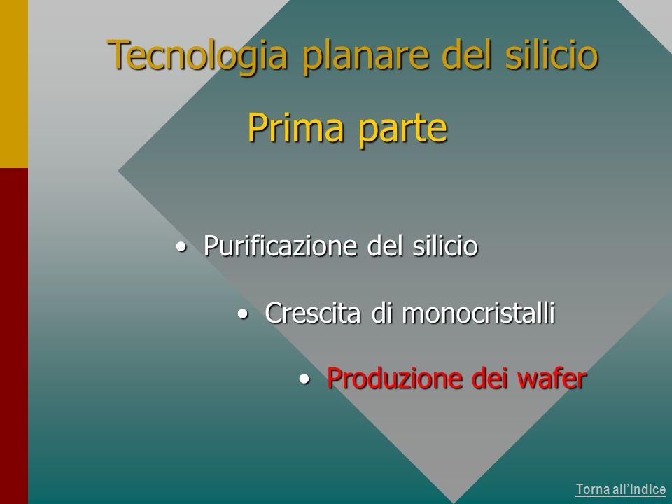 Produzione dei wafer 2 di 15