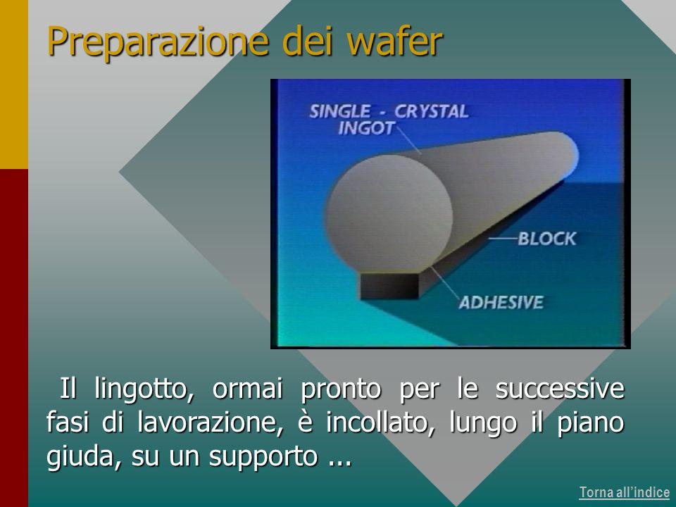 Produzione dei wafer 8 di 15