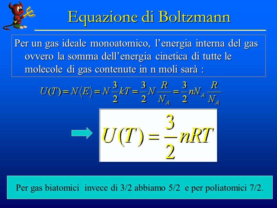 Equazione di Boltzmann