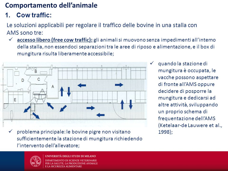 Comportamento dell'animale
