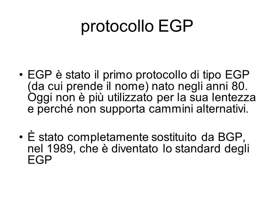 protocollo EGP