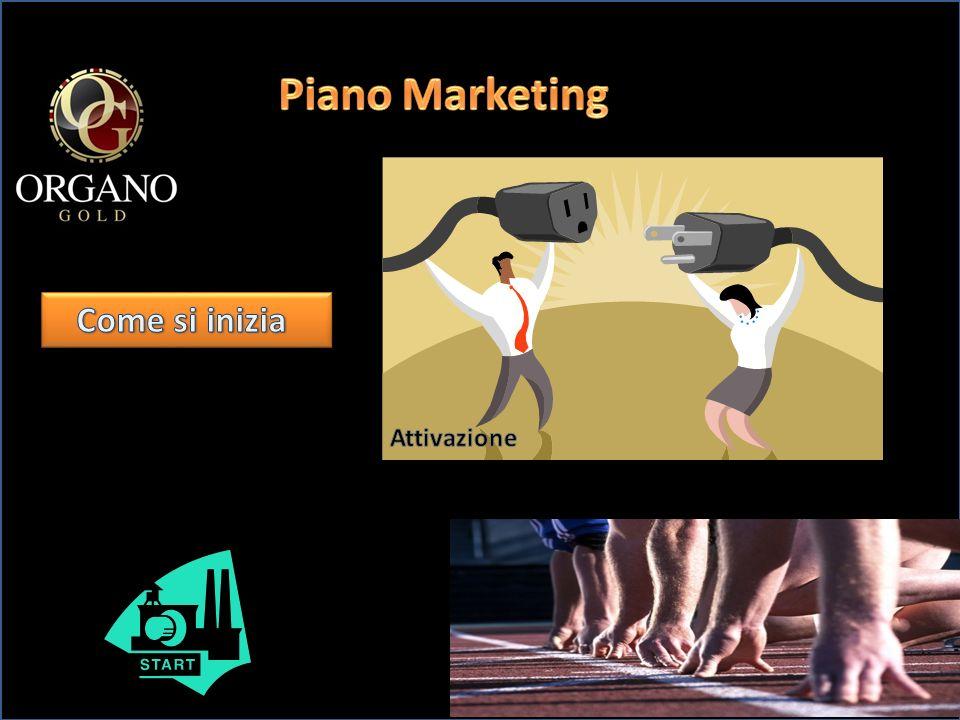 Piano Marketing Come si inizia Attivazione 15