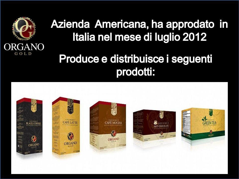 Azienda Americana, ha approdato in Italia nel mese di luglio 2012