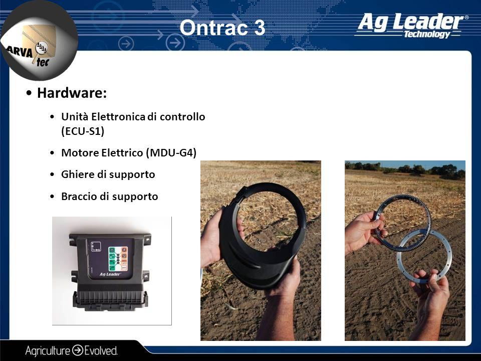 Ontrac 3 Hardware: Unità Elettronica di controllo (ECU-S1)