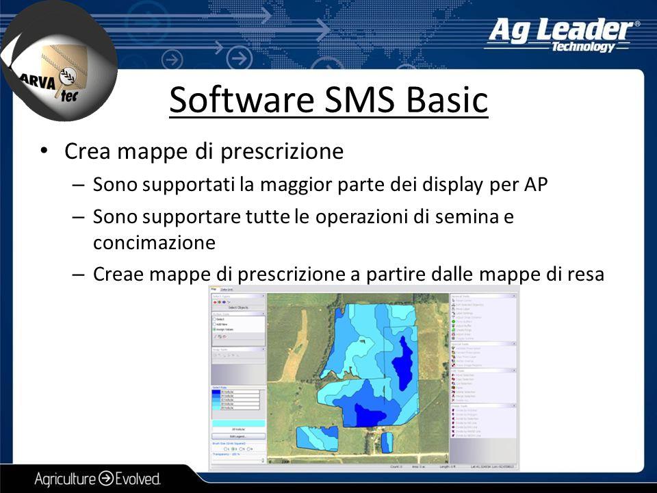 Software SMS Basic Crea mappe di prescrizione