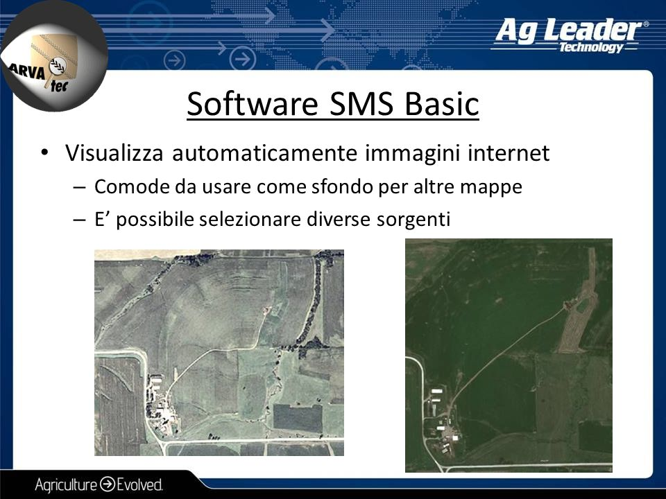 Software SMS Basic Visualizza automaticamente immagini internet