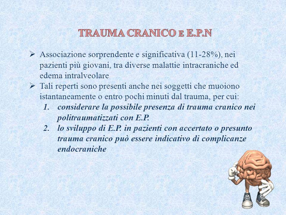 TRAUMA CRANICO e E.P.N