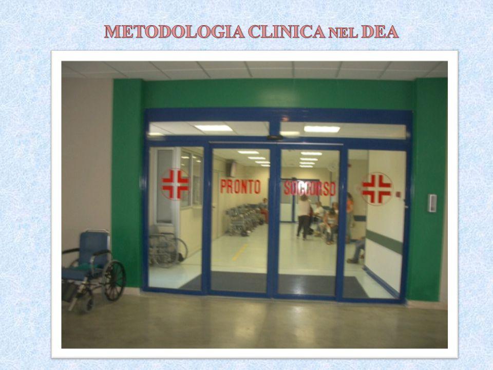 METODOLOGIA CLINICA nel DEA